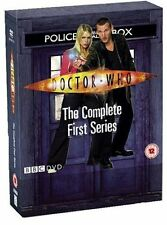 Doctor Who: The Complete First Series (Box Set) [DVD] Season 1 season 1 Dr Who +