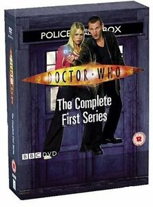 Doctor-Who-la-Completa-First-Series-Caja-Set-DVD-Temporada-1-Primera-1-Dr