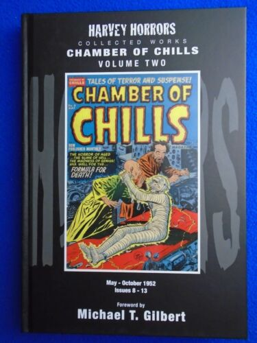 CHAMBER OF CHILLS VOLUME 2 COLLECTED WORKS HARDCOVER PS ARTBOOKS