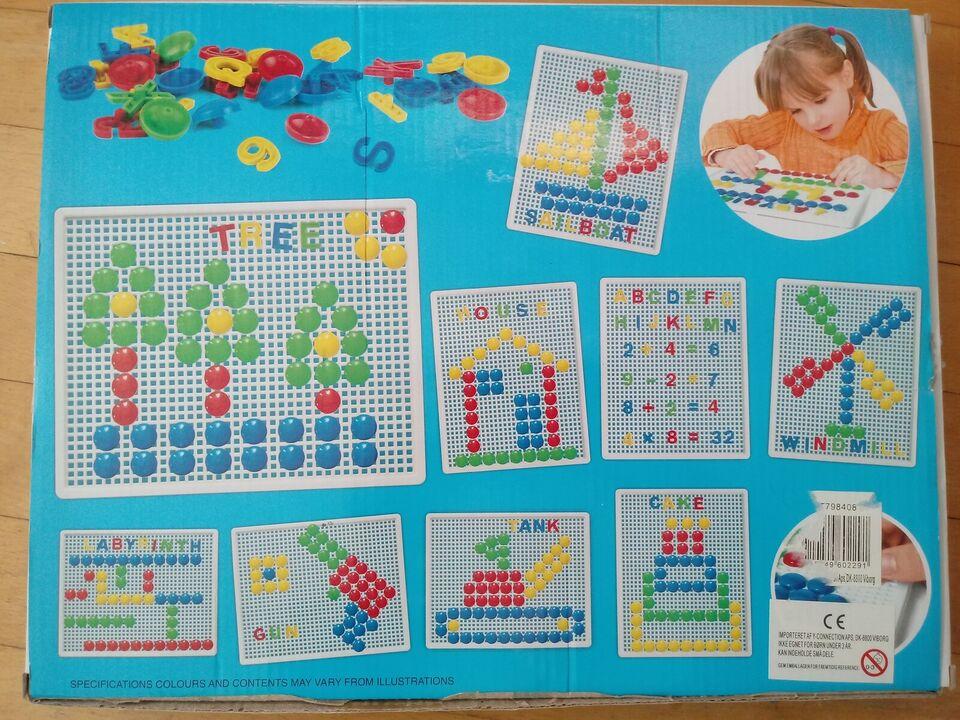 Andet legetøj, Puzzles Powerful