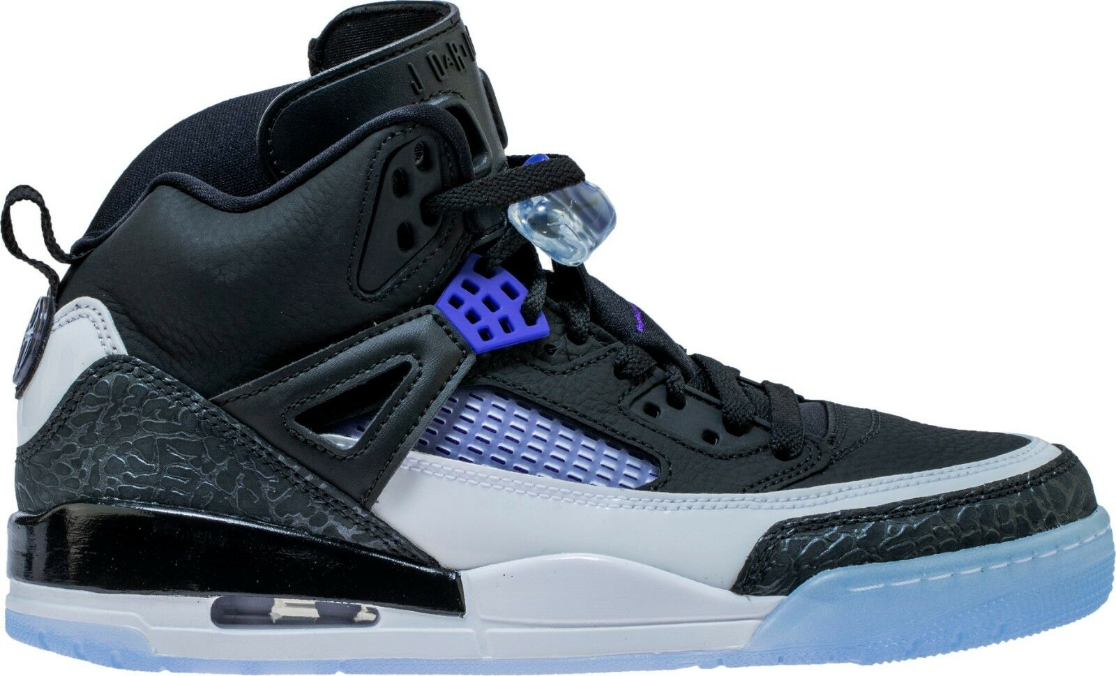 new styles f426d 80307 Jordan Jordan Jordan SPIZIKE Mens Black Dark Concord-White 315371-005  Sneaker shoes c2c3cd