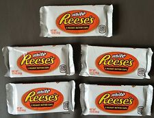 5x Hershey's Reeses Reese's 2 Peanut Butter Cups white mit Erdnussbutter a' 42g