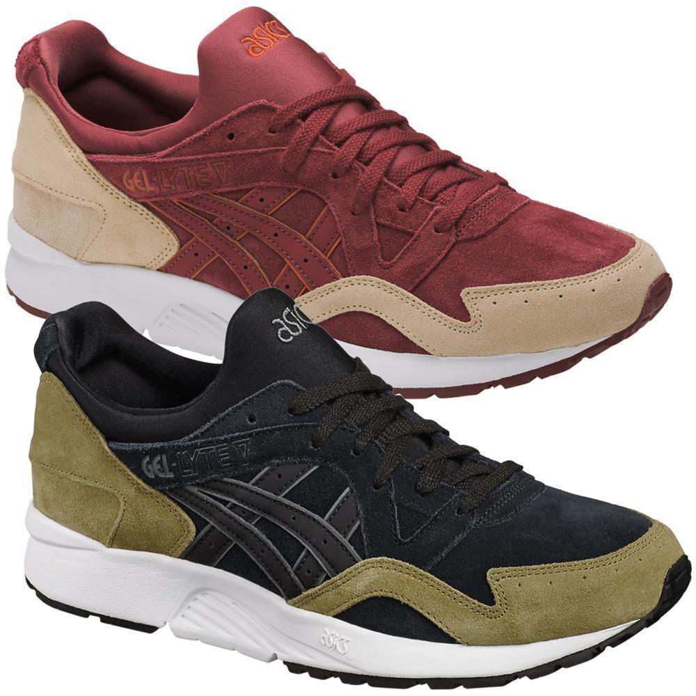 Zapatos promocionales para hombres y mujeres Asics Gel-Lyte V Sneaker Schuhe Unisex Sportschuhe Turnschuhe Freizeitschuhe