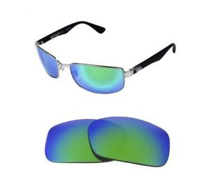 Image is loading NEW-POLARIZED-REPLACEMENT-GREEN-LENS-FIT-RAY-BAN- 34b2575211a9