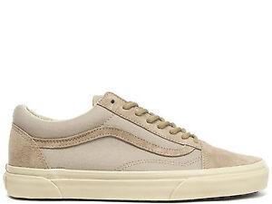 vans old skool mte sneakers in beige