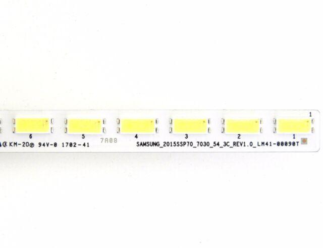 Sharp LC-60LE640U LED Backlight Strip 5151ZZ 2012SSP60 7030 76R ONE STRIP