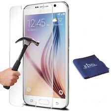Impact Proof Nano LCD Screen Protector Samsung Galaxy S6 Edge + Microfiber Cloth