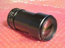 Navitar Zoom 7010 85 90mm C Mount Lens Lens F25