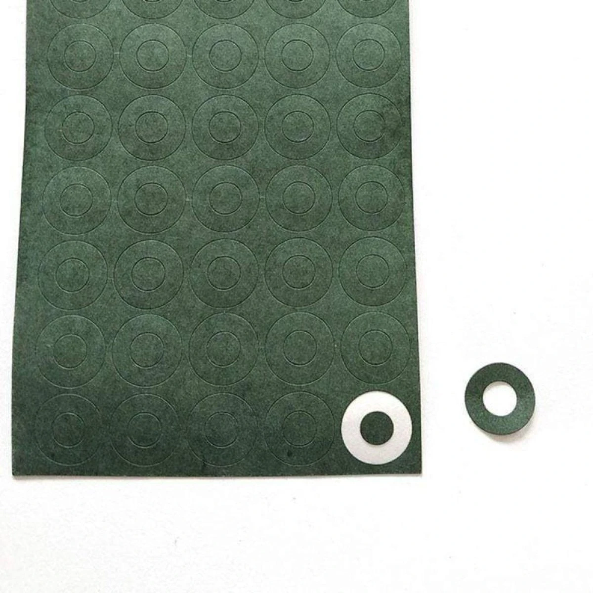 20x 1S 18650 Li-ion Battery Insulation Gasket Battery Pack Cell Insulated Pad