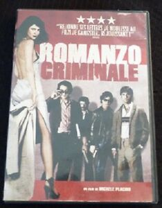 DVD-Movie-Romanzo-Criminale-Version-Francaise-French-Only