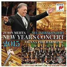 Zubin Mehta - Neujahrskonzert / New Year's Concert [New CD] UK - Import