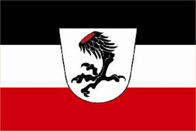 Aufkleber Langeoog Flagge Fahne 30 x 20 cm Autoaufkleber Sticker
