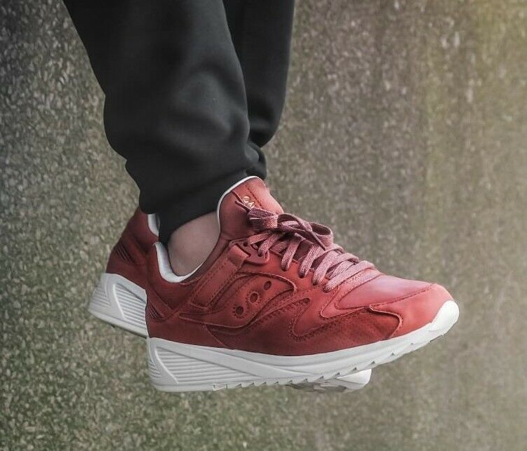 Saucony Grid 8500 HT rot ⭐️ S70390-1 ⭐️