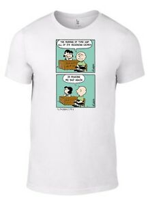 THE SMITHS SomeGirls Lyrics T-Shirt Peanuts Charlie Brown Morrissey Child Sizes
