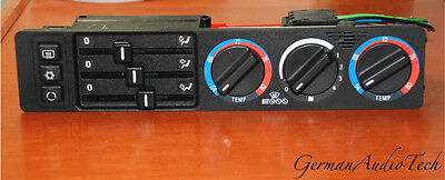 BMW E34 CLIMATE CONTROL UNIT AC HEATER 1989 - 1995 525i 535i 540i M5 64118351112