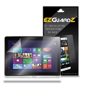1X EZguardz Screen Protector Shield 1X For Acer Iconia A3-A10 Ultra Clear