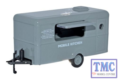 76TR009 Oxford Diecast Mobile Canteen NFS 1//76 Scale OO Gauge