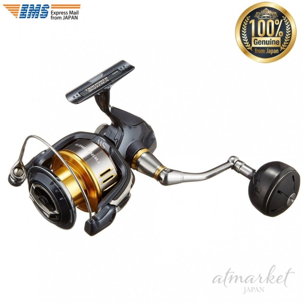 NEW Shimano 15 TWIN POWER SW 6000HG  Sporting Goods genuine from JAPAN