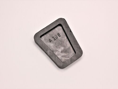 1x Genuine Vego Pedal Brake Pedal Clutch Pedal Rubber Cover Kia 3282536000