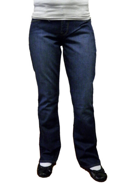 Lucky Brand Women's Sofia Boot Jeans L0I/420 Dark Wash
