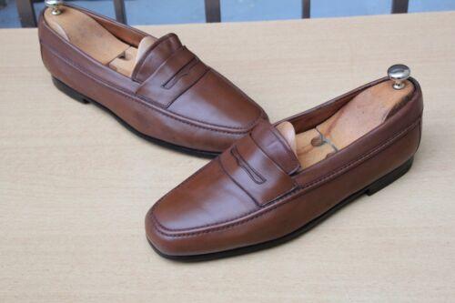 Jm Scarpe Mocassino Scarpa 9 E Weston Condition uomo da Leather 43 Excellent R5zxSz