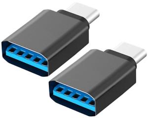 Tipo-C-Adattatore-USB-C-C-maschio-a-3-0-Connettore-C-Donna-da-3-0-A-C-metallico