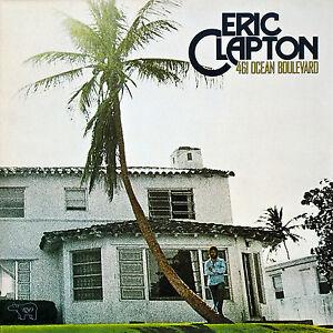 Eric Clapton.. 461 Ocean Boulevard ... Iconic Album Cover ...