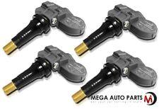 4x TPMS SENSOR 433MHz For PORSCHE 911 718 Cayman Cayenne Macan Panamera OEM Spec