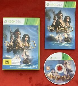 Port Royale 3: Pirates & Merchants Game for Microsoft Xbox ...