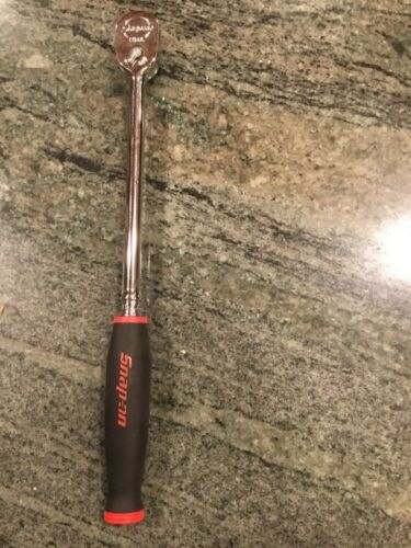 """Snap On 1//4/"""" Drive Extra Long Handle Comfort Grip  Dual 80 THLL72 NEW Red"""