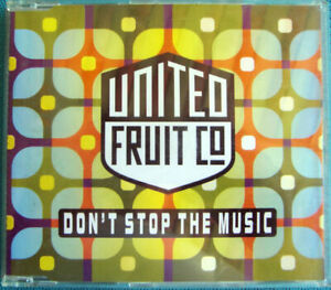 Don-039-T-Stop-The-Music-United-Fruit-Compan-Maxi-Single-Ref-0303
