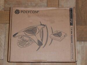 polycom-2200-07800-102-SOUNDSTATION-2-WIRELESS-EX-BRAND-NEW