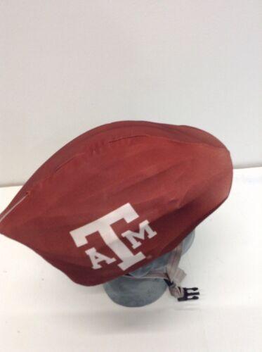 Texas A/&M AGGIES Helmet Cover Bicycle Skate Moto Helmet Skin Hat Cover.