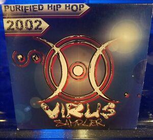 The-R-O-C-Virus-Sampler-CD-Twiztid-House-of-Krazees-rare-horrorcore