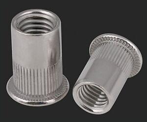 A2-304-STAINLESS-STEEL-RIVNUTS-NUTSERTS-RIVET-NUTS-METRIC-M6-6MM
