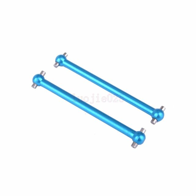 580027 HSP Blue F/R Dogbone 46mm For RC 1:18 Model Car 58027 Upgrade Parts