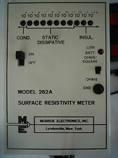 Monroe Electronics Tastkopf 262A Surface Resistivity Meter Probe