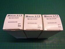 3 x moeller nockenschalter tm-2-201.314/ez