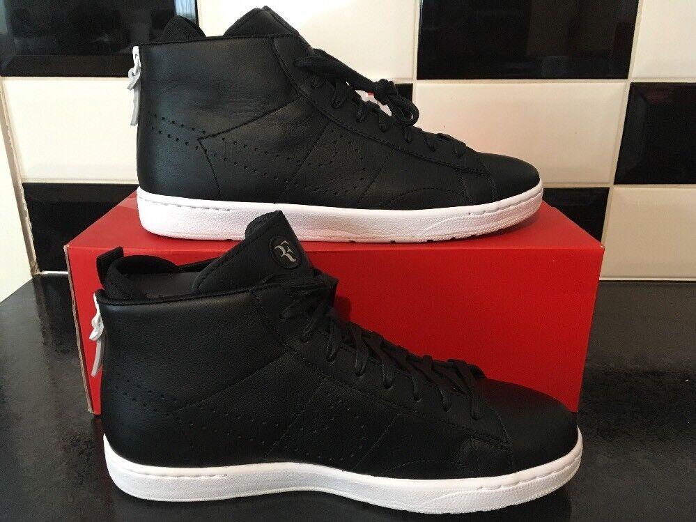 L96 Nike Tennis Classique Ultra Mid Noir RF 888566001  Chaussures de sport pour hommes et femmes