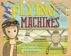 Flying Machines by Nick Arnold (Mixed media product, 2014)