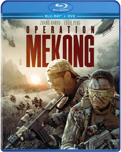 Operation Mekong (2 Disc, Blu-ray + DVD) BLU-RAY NEW