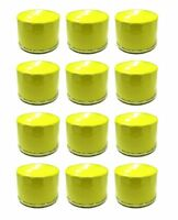 (12) Oil Filters For Briggs & Stratton, Kawasaki, Kohler Lawn Mower Small Engine