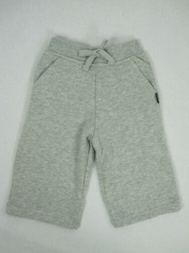 BONDS Baby Boys or Girls Fleece Trackie Pants size 00 Colour Grey Marle