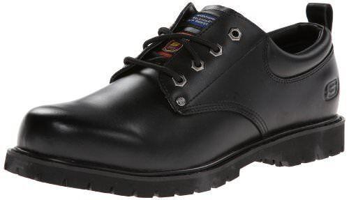 Skechers Del Trabajo Del Mens Zapatos Extra Ancho G3G6cT