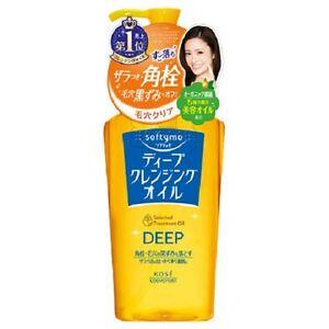 Made-in-JAPAN-KOSE-Softymo-Deep-Cleansing-Oil-230ml