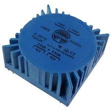 Talema 70053K Trafo 15VA 2x115V 2x15V 2x500mA Ringkern-Transformator 856424