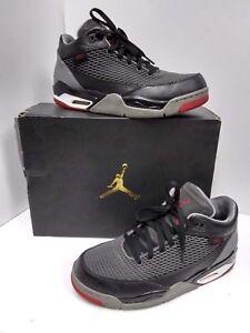 9d9e822b1f4a5d Air Jordan Flight Club 80s 599583-001 Flight Black Basketball Shoes ...