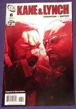 KANE & LYNCH 6 April 2011 9.2-9.4 NM-/NM DC COMICS Ian Edginton Chris Mitten