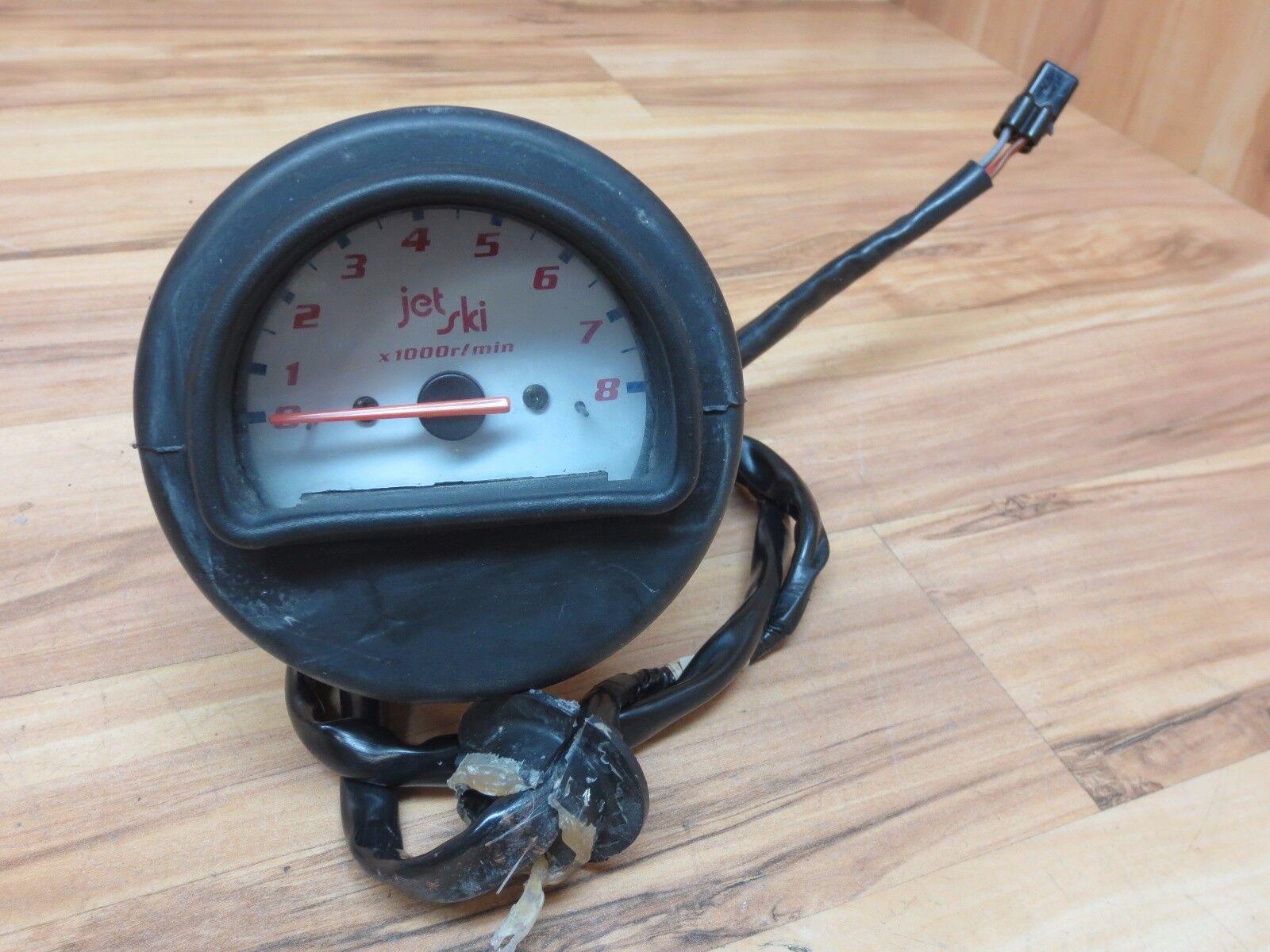 1995 96 97 Kawasaki Zxi 750 Tach Messgerät Tachometer Rpm