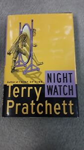 The night watch books terry pratchett